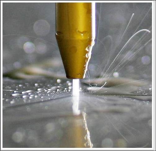 Гидроабразивная резка керамогранита