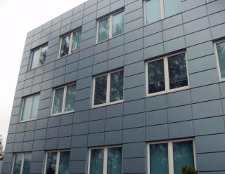 вентилируемый фасад из керамогранита цена