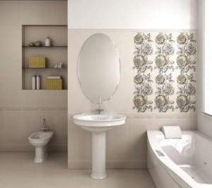 плитка kerama marazzi дизайн ванной