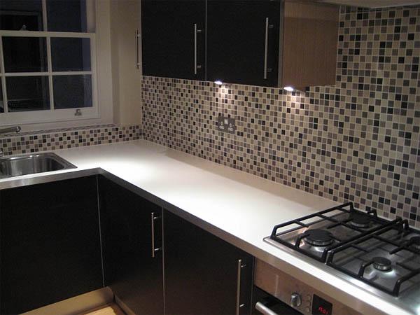 плитка на рабочую стенку кухни