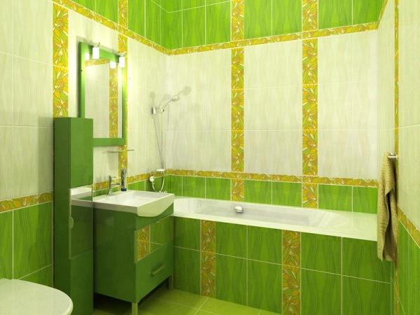 укладка плитки в ванной цена