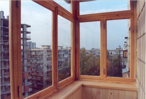 остекление балкона своими руками фото