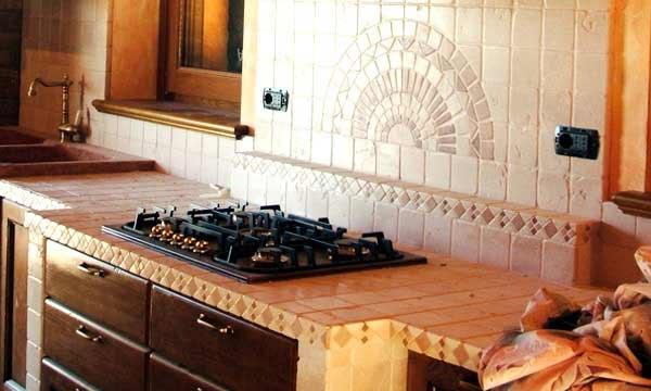 на кухне плитка или линолеум