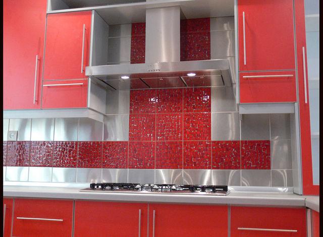 раскладка плитки на кухне