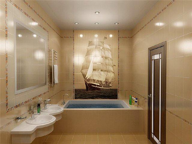 плитка кафельная в ванную