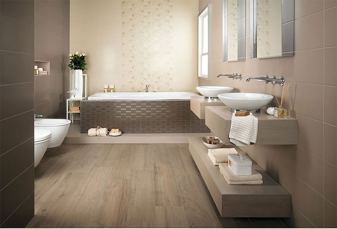 стоимость укладки плитки в ванной