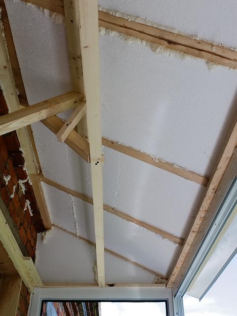 остекление балконов последний этаж