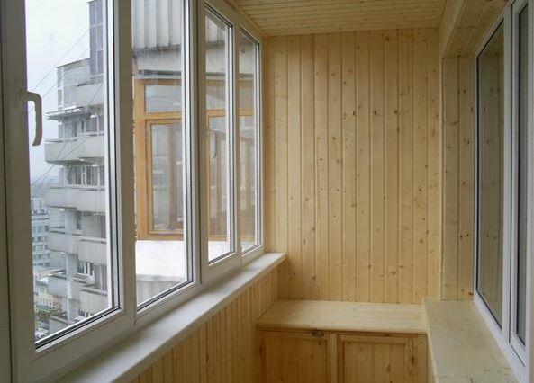 остекление балкона в хрущевке отзывы