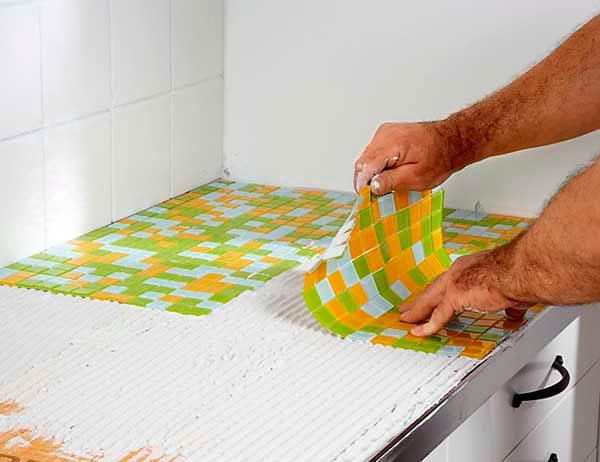 кафельная плитка для кухни каталог