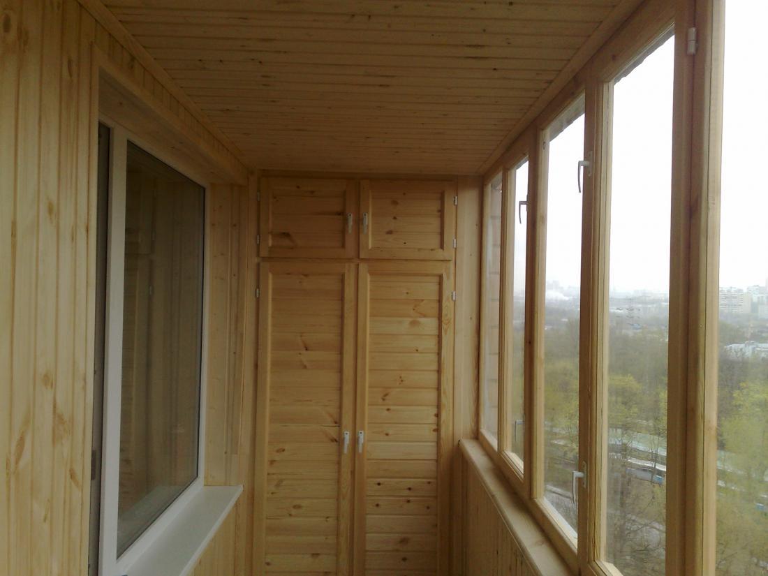 примеры остекления балконов