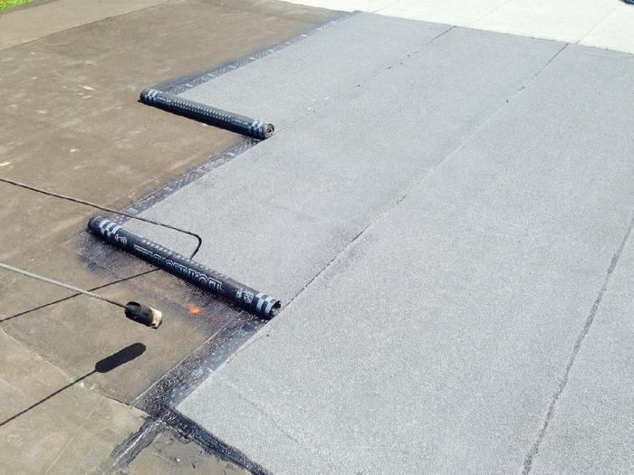 материал для покрытия крыши гаража