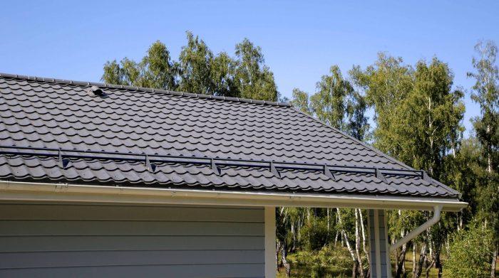 черепица для крыши