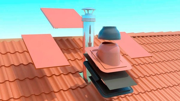 особенности монтажа вентиляционной системы