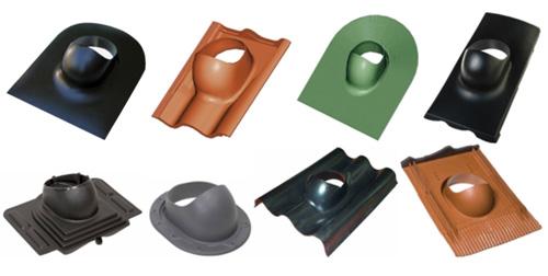 разновидности вентиляционных труб