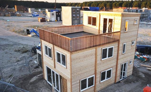 плоские крышные конструкции