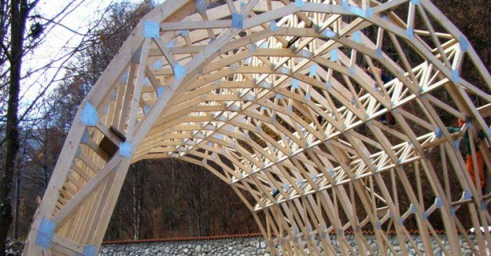 материалы для каркаса крыши