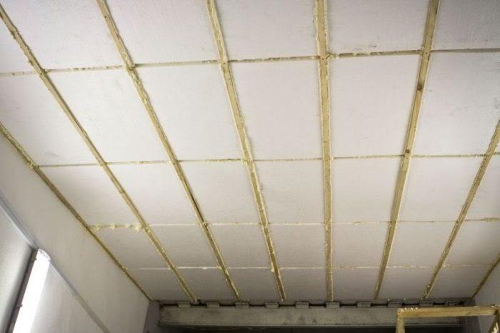пенопласт для утепления крыши
