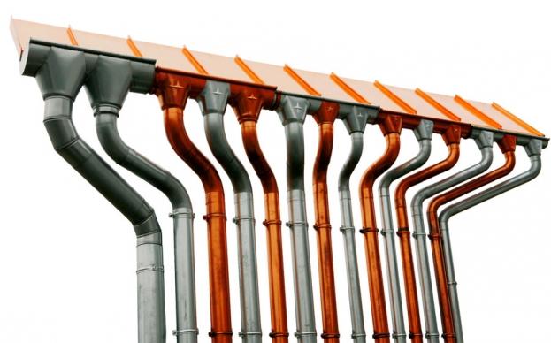 вертикальные трубы