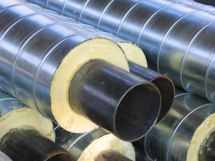 материал для утепления металлических труб