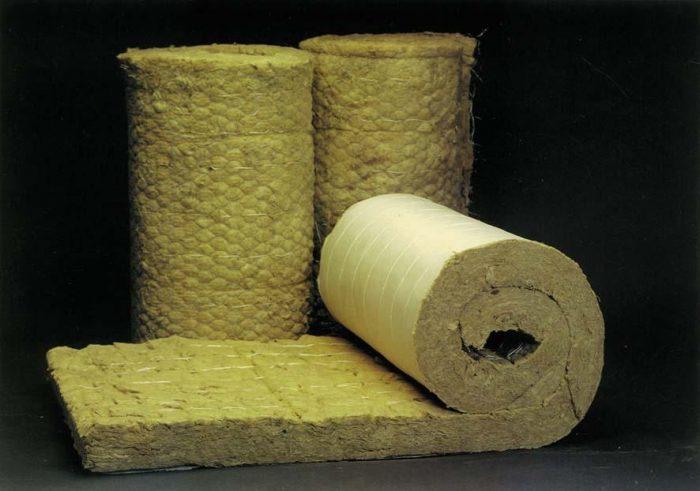 сырьем для производства минеральной ваты является базальт