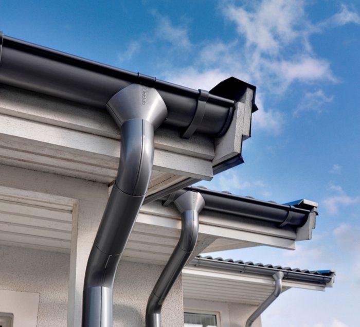 стальная система водоотведения