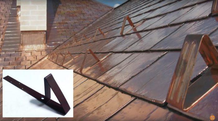 Крыши на стойке ремонт вмятины