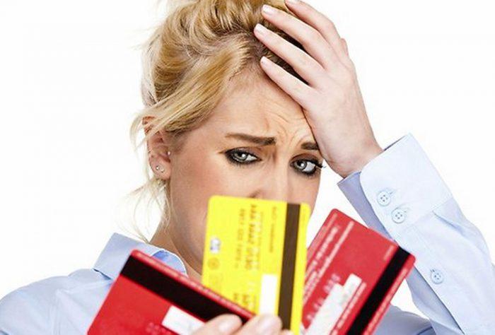 зарплата на кредитную карту