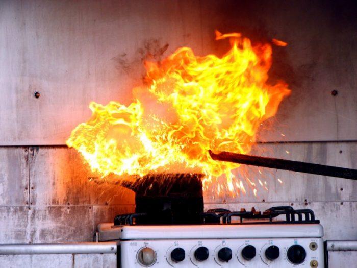 требования к газовым плитам