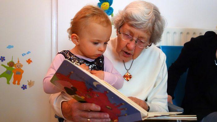 Опека над внуками