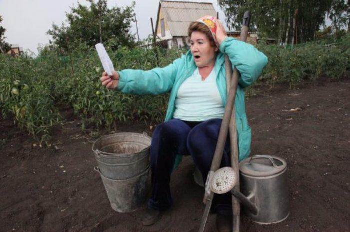 Налог для садодов