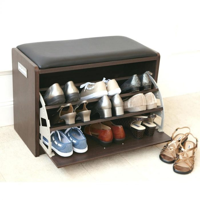 Пуф для хранения обуви