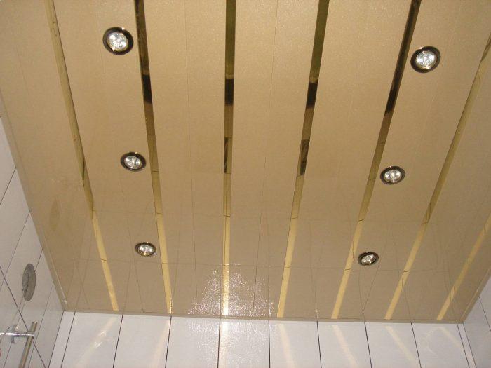цена реечного потолка