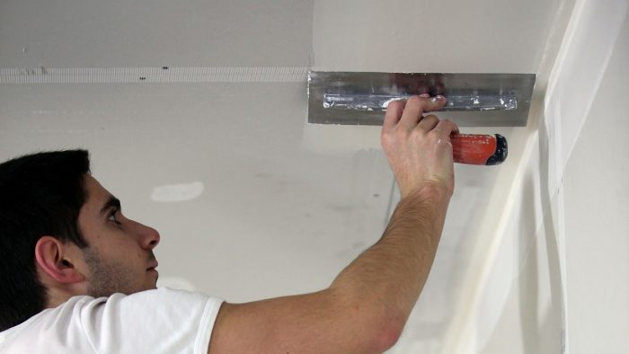 подготовка гипсокартонной поверхности к отделке