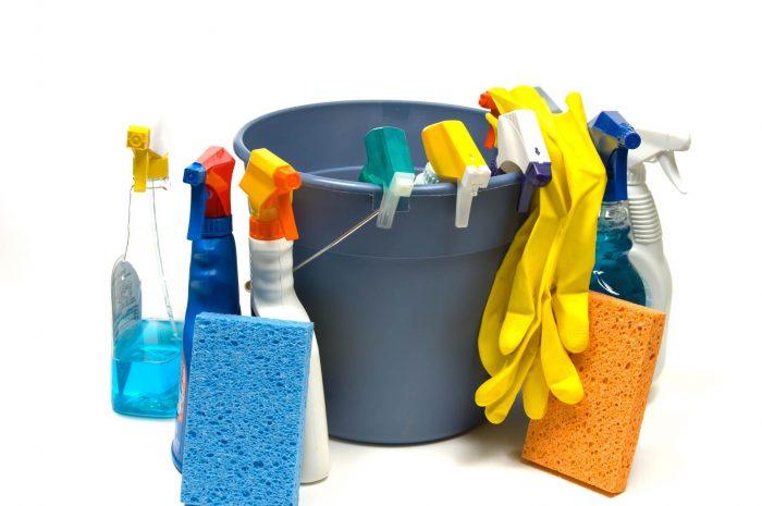 магазинные средства для мытья потолков