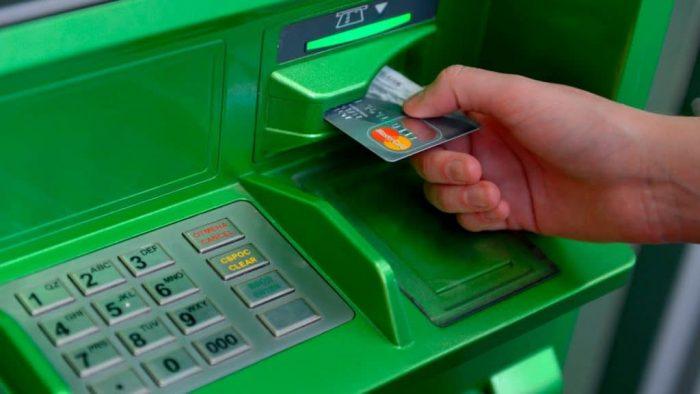 Массовая блокировка карт Сбербанка