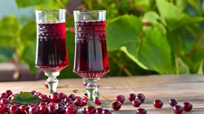 Рецепты вишневой наливки