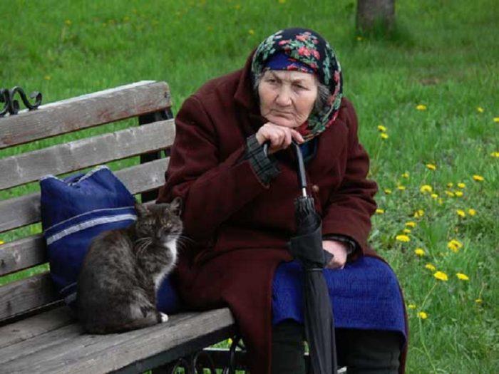 Выплаты одиноким пенсионерам