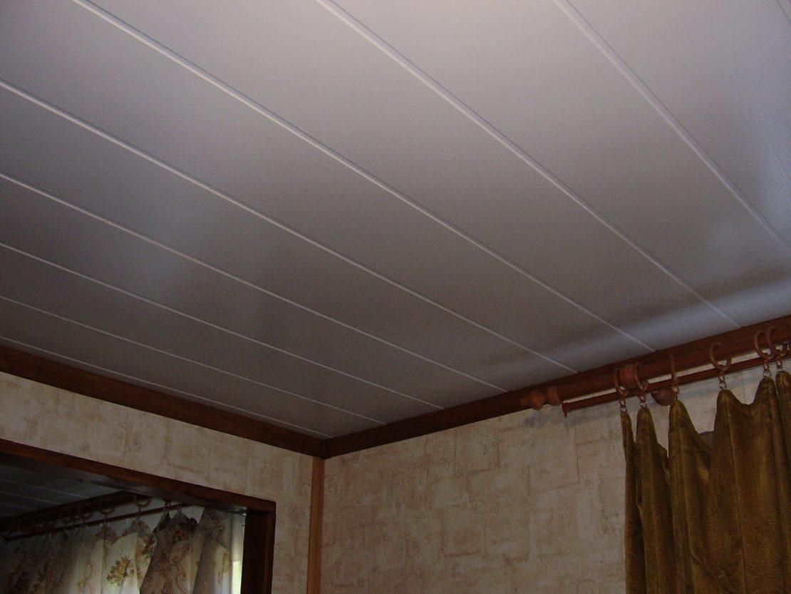 металлический сайдинг для потолка