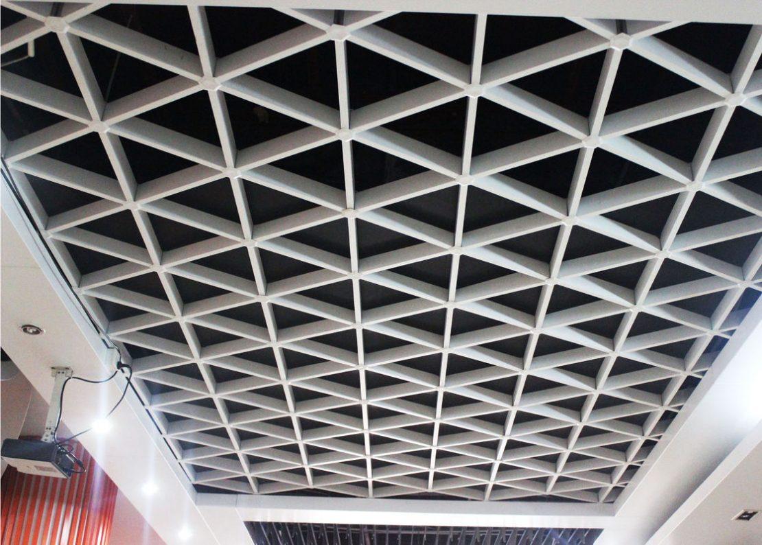 решетчатые потолки грильято
