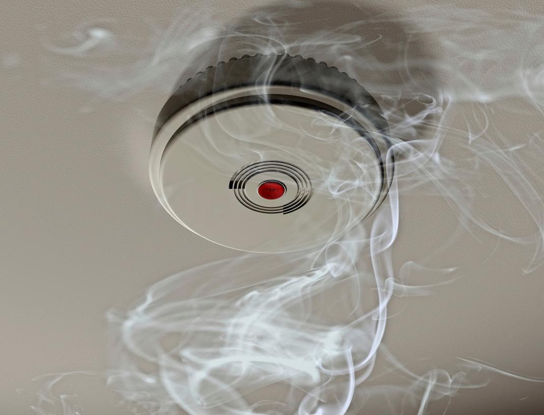 дымовые извещатели