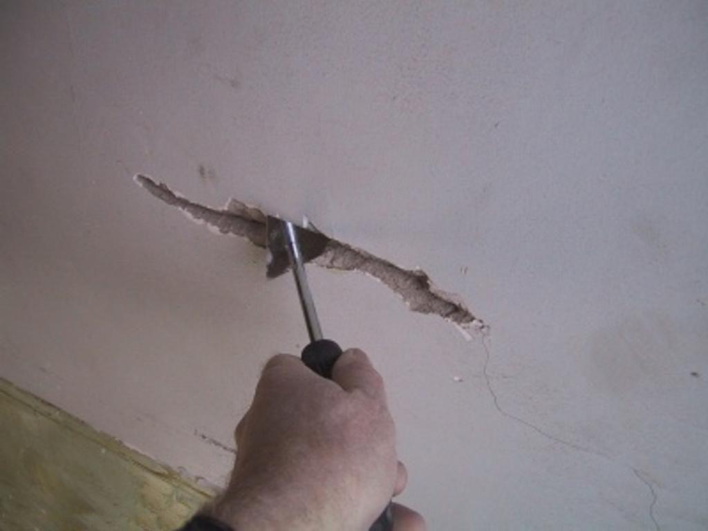 технология ремонта трещин