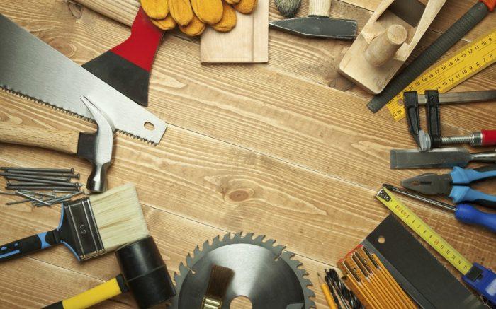 инструменты и необходимые для работы материалы