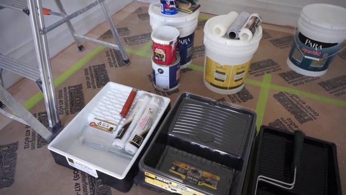инструменты и необходимые материалы