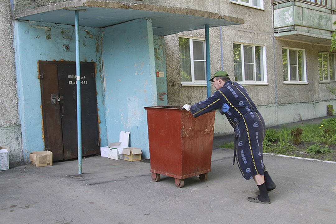 Вывоз мусора подорожает
