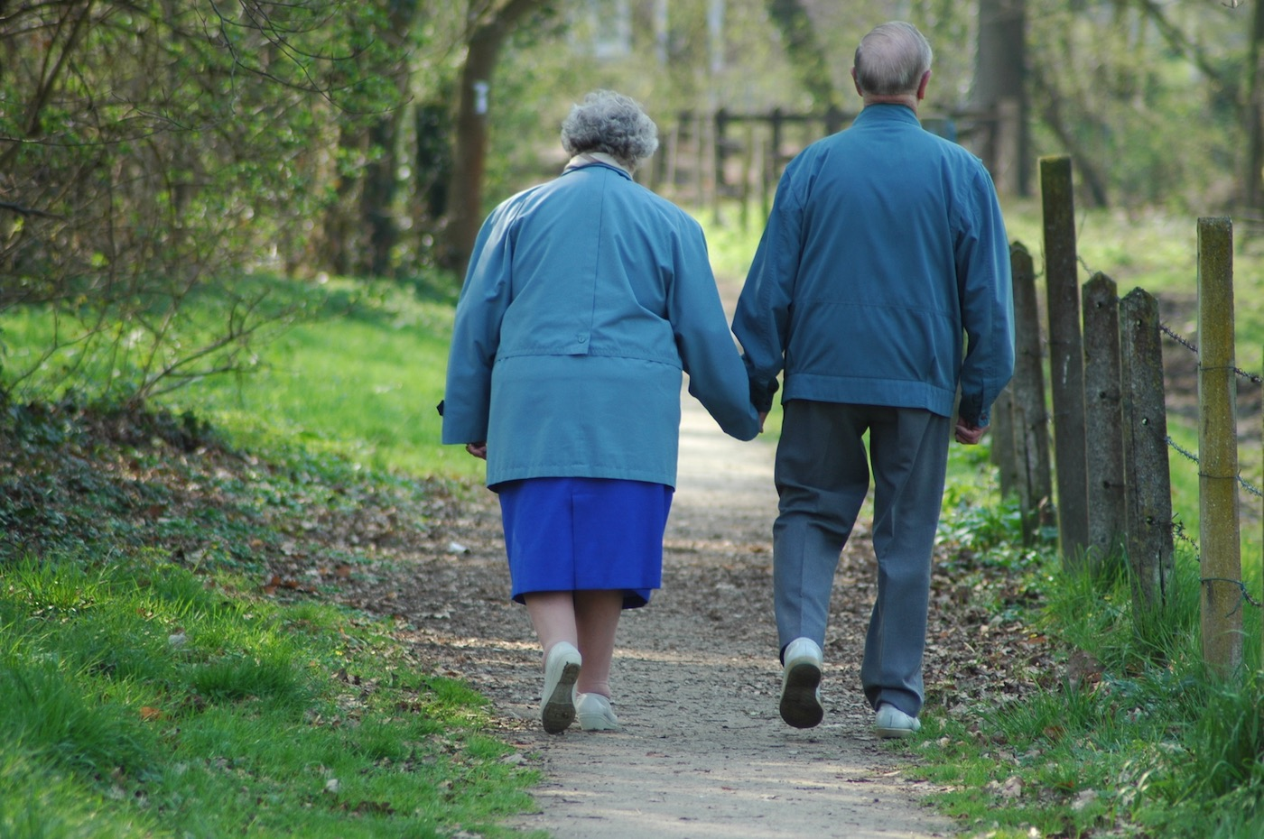 Старики пенсионеры
