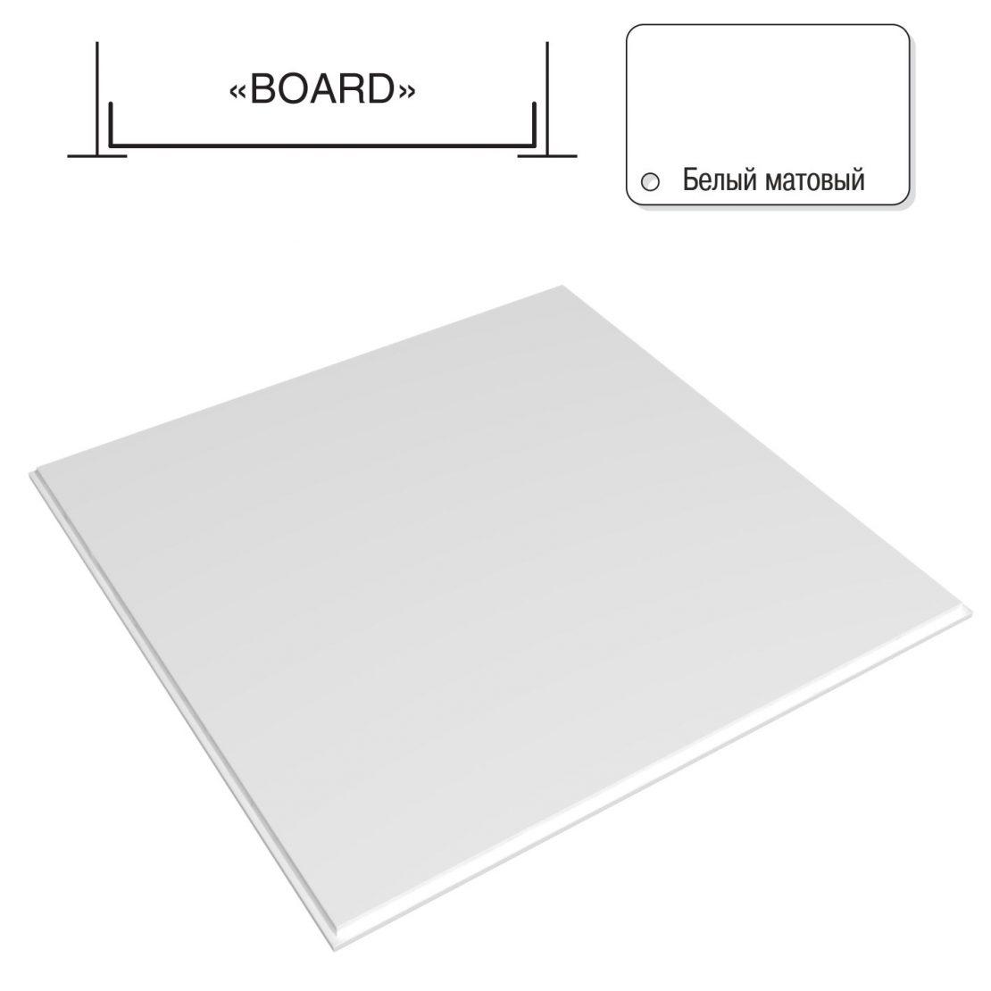 разновидности кромок потолочных плит