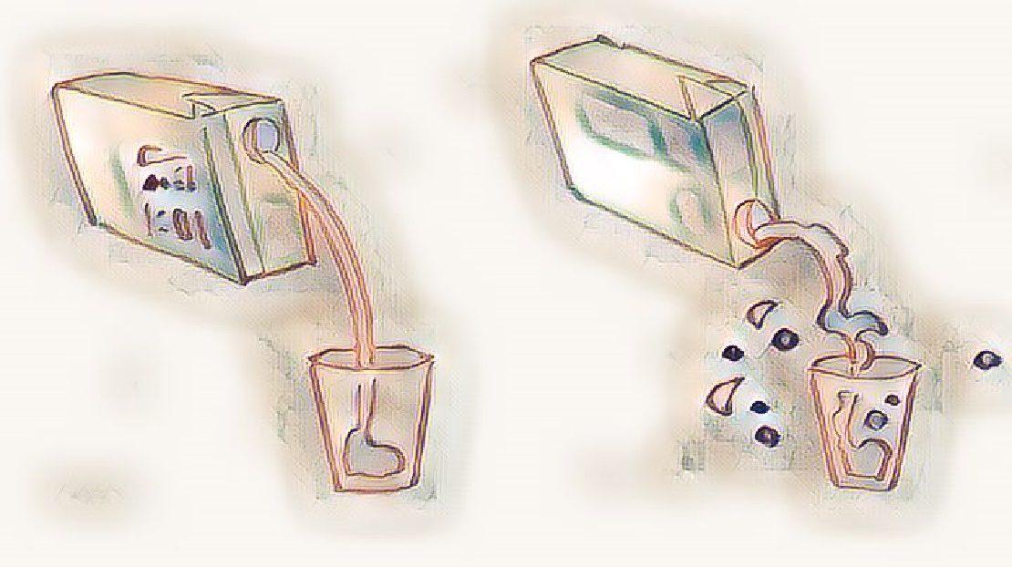 Как наливать из тетрапака