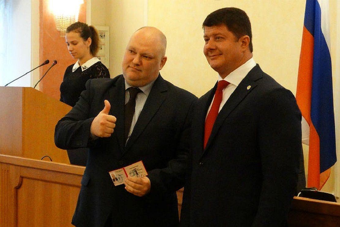 Депутат Петровский
