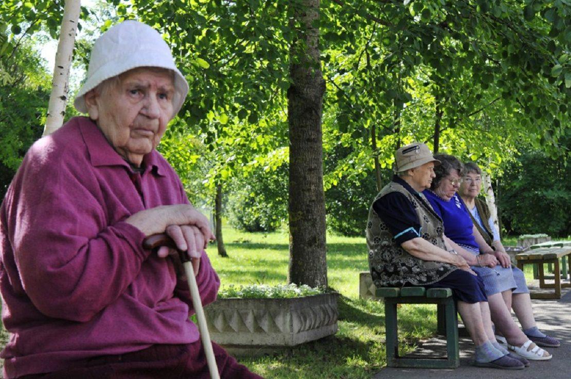 Алименты для пожилых родителей