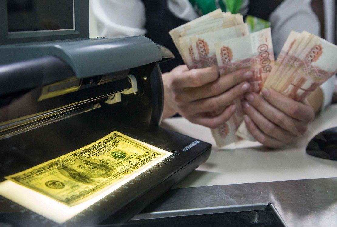 Покупка долларов в банке